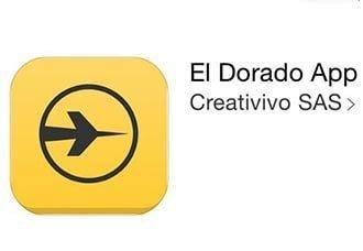 Nueva aplicación móvil del aeropuerto El Dorado