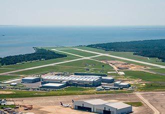 Nueva fábrica de Airbus en Estados Unidos