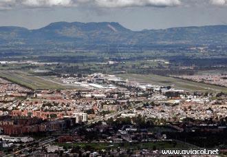 Aeropuerto El Dorado de Bogotá reicbe licencia de operación 24 horas
