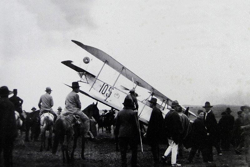 Campo Aéreo de San Luis