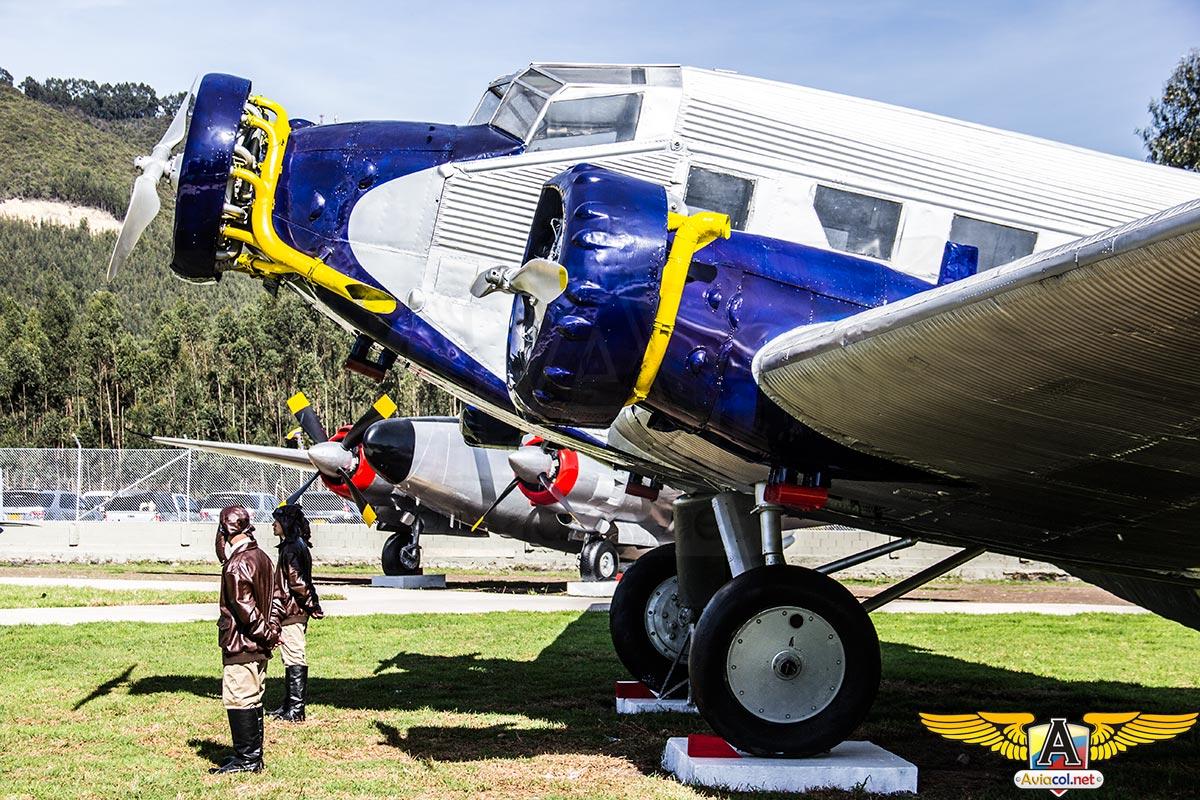 Fuerza Aérea Colombiana comenzó construcción de nuevo museo aeronáutico