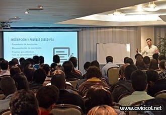 Primer Conferencia - Taller Aviacol.net Cómo Ser Piloto Comercial