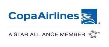 Logo Copa Airlines - Miembro de Star Alliance