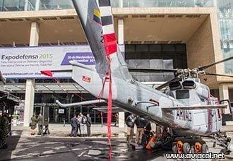 Expodefensa 2015 en Colombia