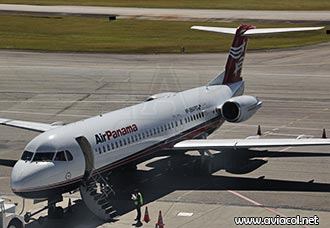 Air Panamá comienza vuelos directos a Armenia