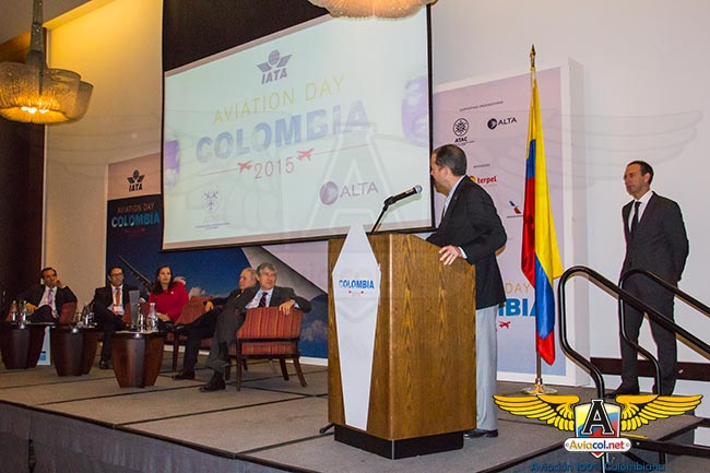 IATA Aviation Day Colombia 2015