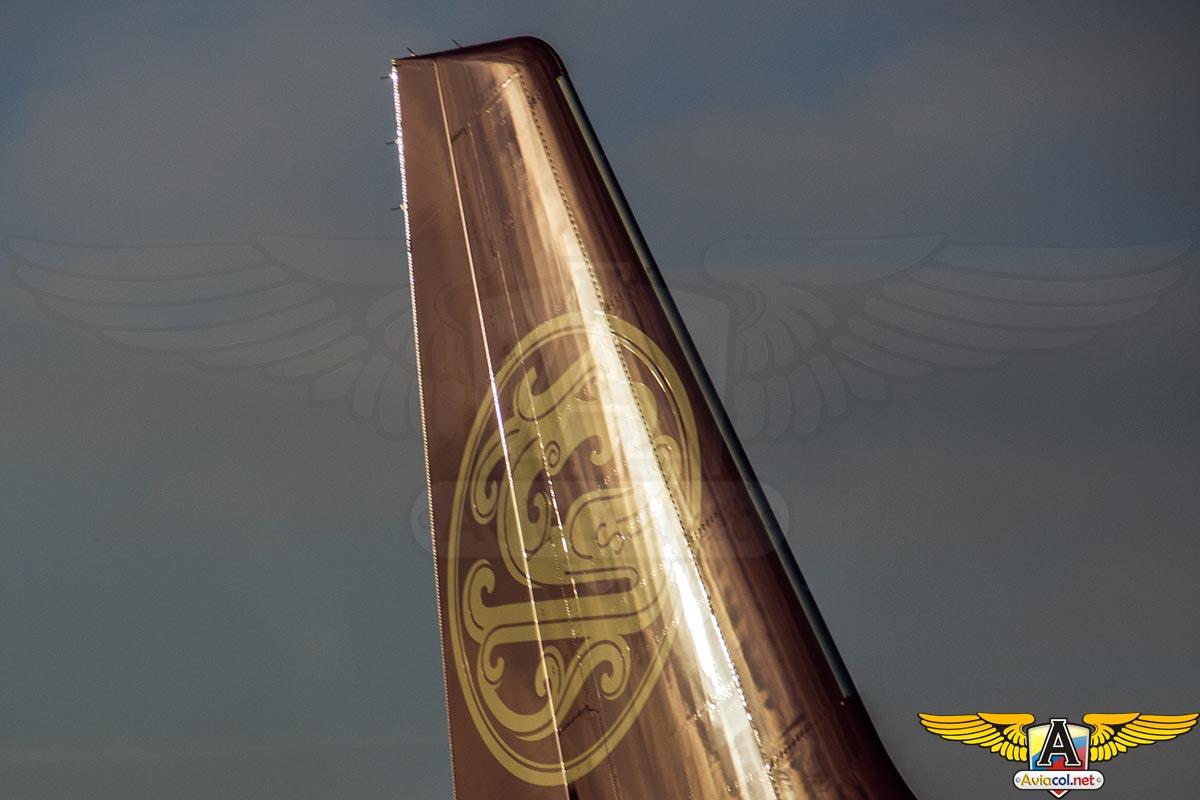 Avión de Juneyao Airlines