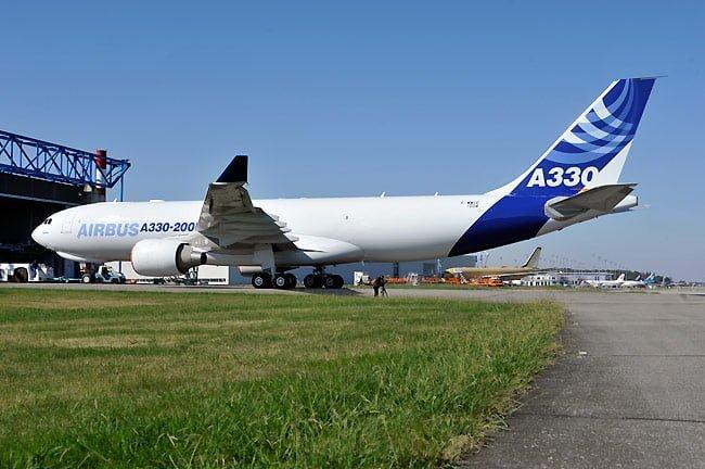 Airbus 330-200 de Cargo