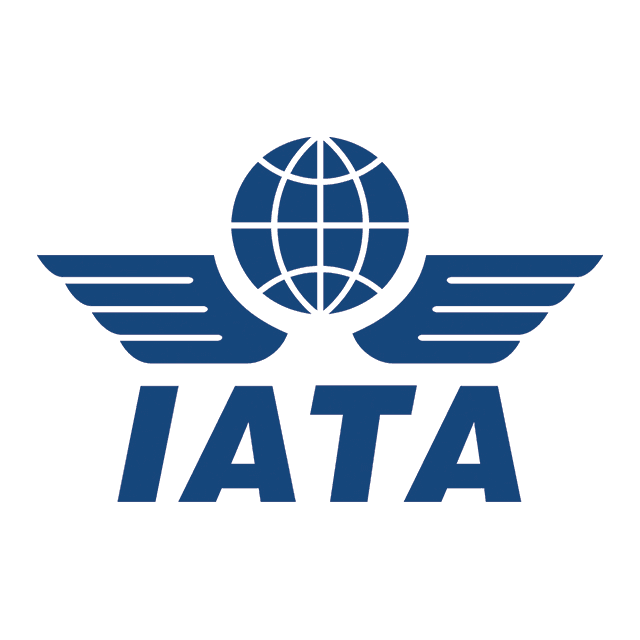 Logo Oficial de IATA