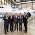 Entregado el primer A320 NEO a Lufthansa.