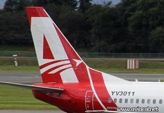 Avior airlines de Venezuela quiere más servicios en Colombia