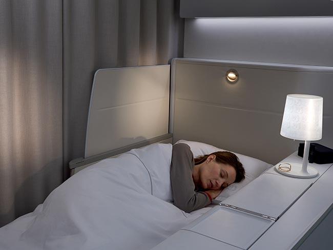 Cabina La Première de Air France