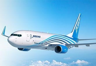 Boeing lanza programa de carguero 737-800 Next-Generation