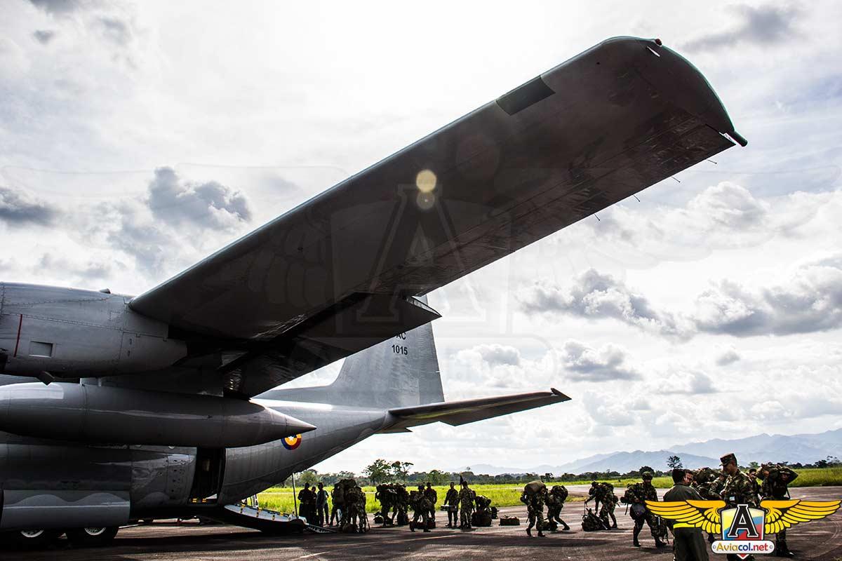 La FAC entrega donaciones en Quibdó