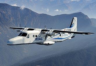 Tour latinoamericano del Dornier 228 llegará a Colombia