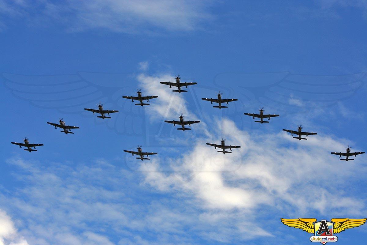 Escuadrón de Combate 312 Drako de la FAC