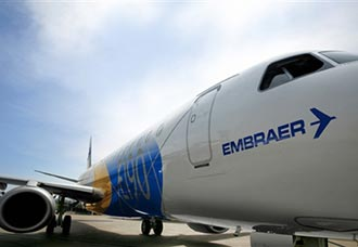 Embraer presentará el primer E2 la próxima semana
