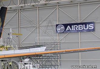 Airbus muestra resultados del comienzo de 2016