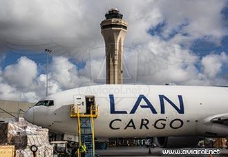 Las instalaciones de LATAM Cargo en Miami