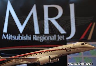 Mitsubishi Aircraft Corporation firma acuerdo con Aerolease Aviation
