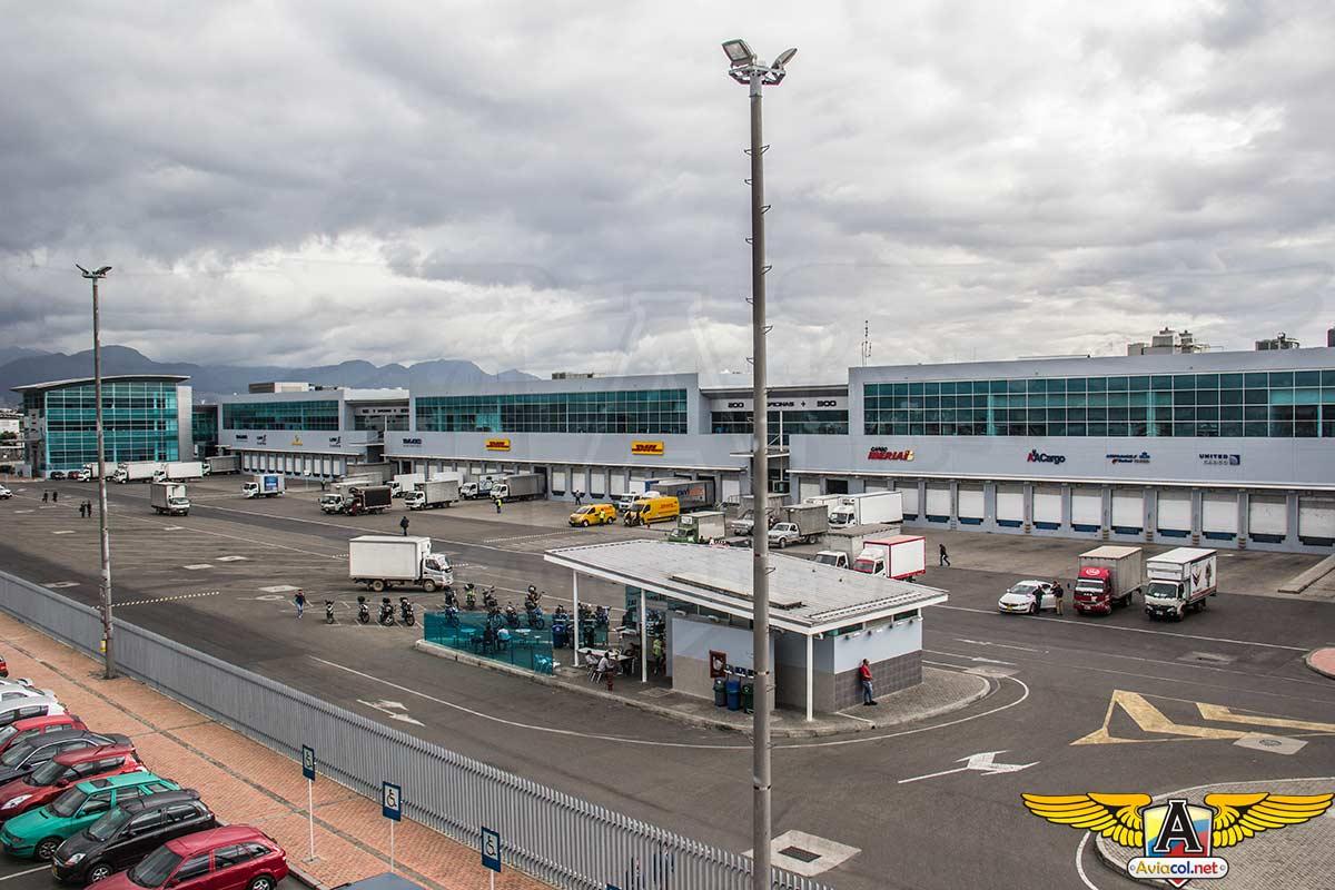 La terminal de carga de El Dorado acoge San Valentín