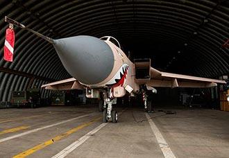 Tornados de la RAF cumplen 25 años de operaciones