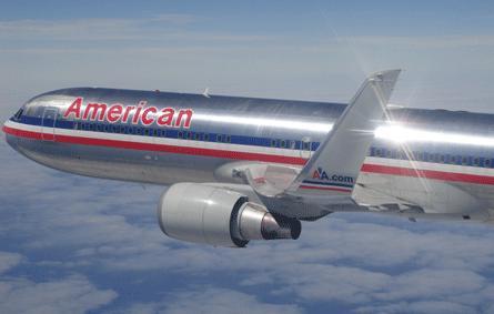 Boeing 767-300 de American Airlines con winglets