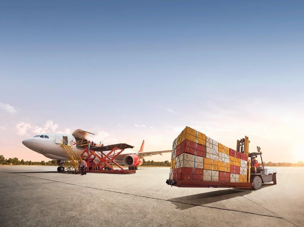 Transporte de Flores en San Valentín - Avianca Cargo