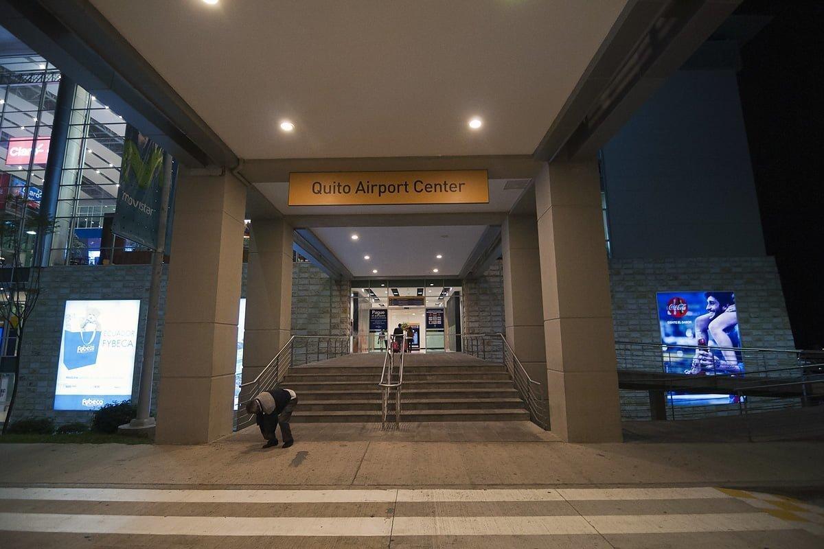 Quito Airport Center - Mariscal Sucre