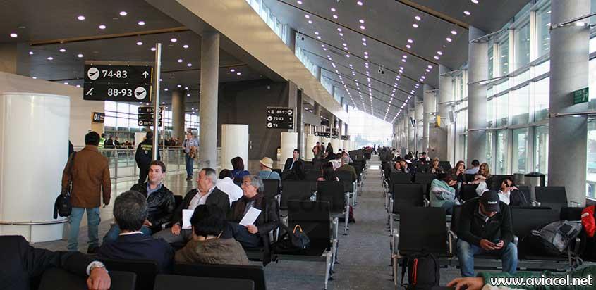 Aeropuertos de Colombia preparados para Semana Santa