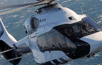 El nuevo modelo H160 de Airbus Helicopters