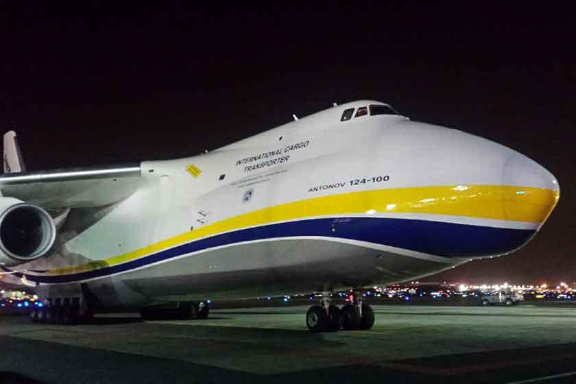 Avión Antonov An-124