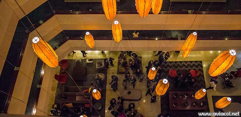 Nuevo hotel DoubleTree by Hilton Cosmos 100 en Bogotá