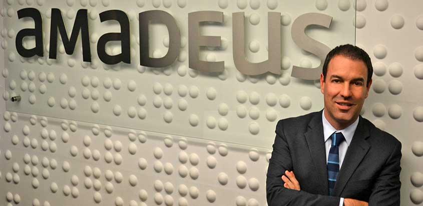 Nuevo gerente de Amadeus para Colombia
