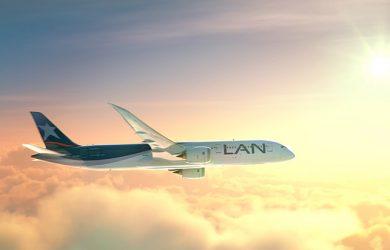 LAN Airlines Boeing 787 Dreamliner
