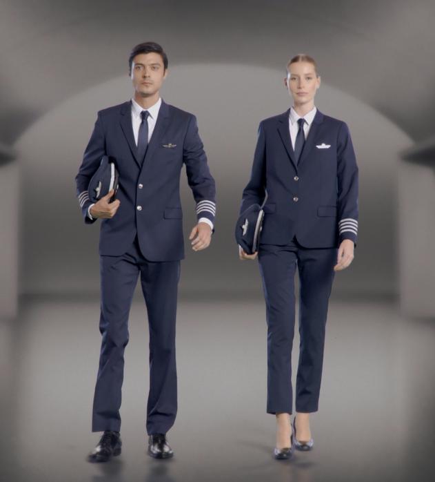 Uniforme LATAM Airlines - Pilotos