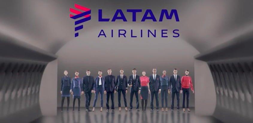 Presentación de los nuevos Uniformes de LATAM Airlines