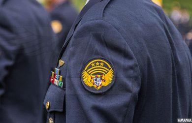 Ceremonia militar FAC