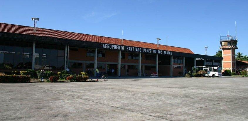 Aeropuerto de Arauca (Foto: Aerocivil)