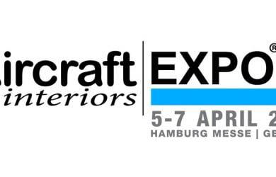 Convención Aircraft Interiors Expo 2016
