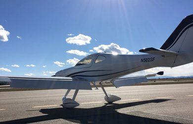 Avion solar Sun Flyer