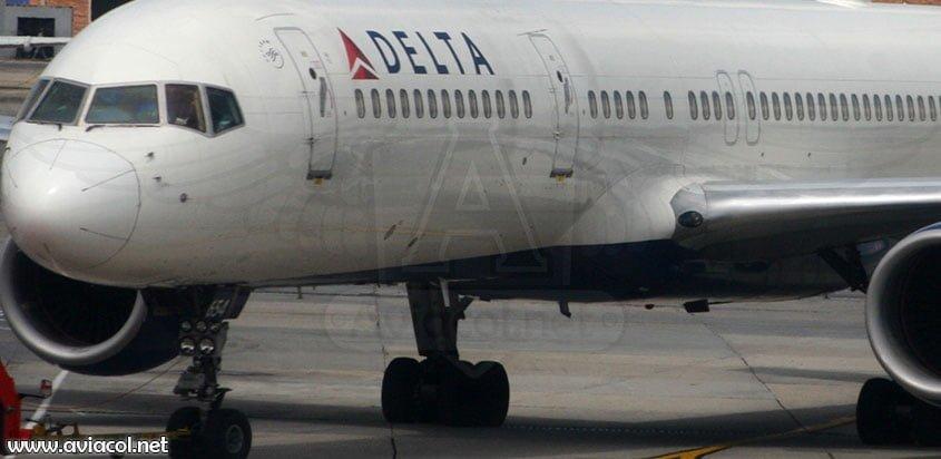 Boeing 757 de Delta Air Lines