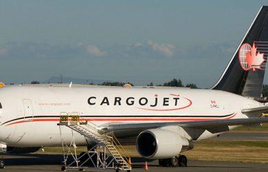 Boeing 767 de Cargojet