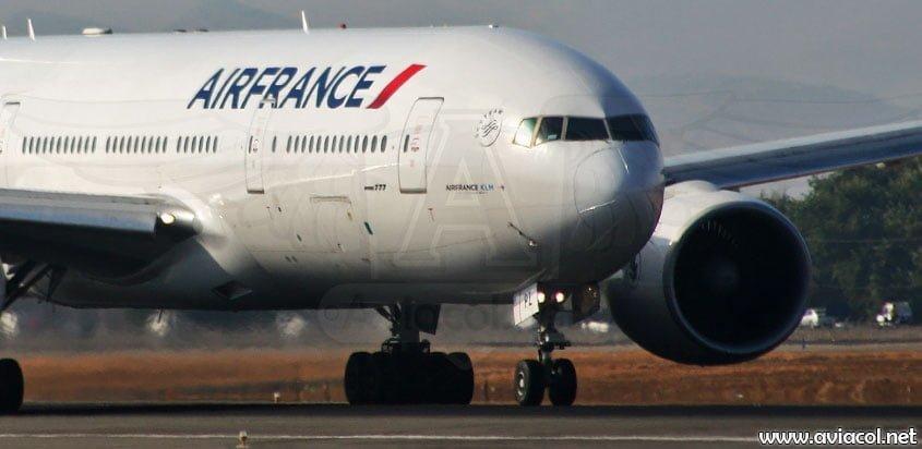 Boeing 777 de Air France
