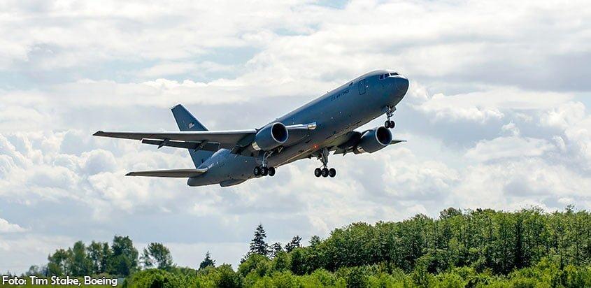 Boeing KC-46 (Foto: Boeing - Tim Stake
