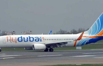 Boeing 737 de Flydubai