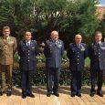 Reunión FAC y Ejército del Aire español