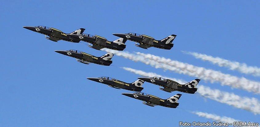 Equipo Breitling Jet Team