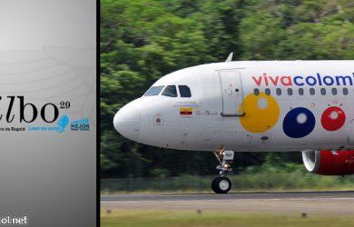 VivaColombia es aerolínea oficial de la FILBO 2016