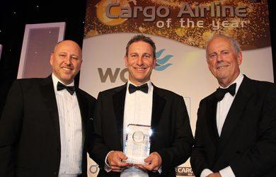 Premiación de American Airlines Cargo